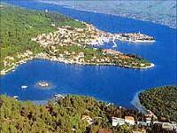 Pohled na Korčulu