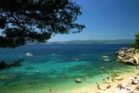 Mokalo - pláž