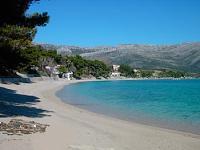 Orebić - pláž
