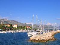 Orebić - přístav