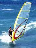 Orebić - windsurfing