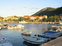 Pohled na přístav Trpanj