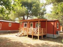 Fotografie - Mobilní domky BIANCA - bungalovy